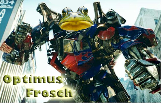 optimus-frosch