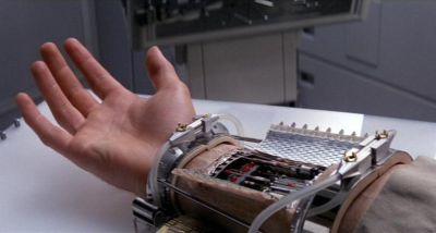 Lukes-robothand