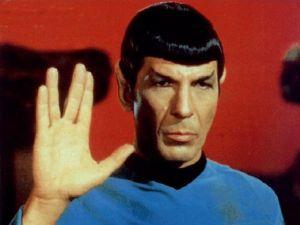 Spock Gruß