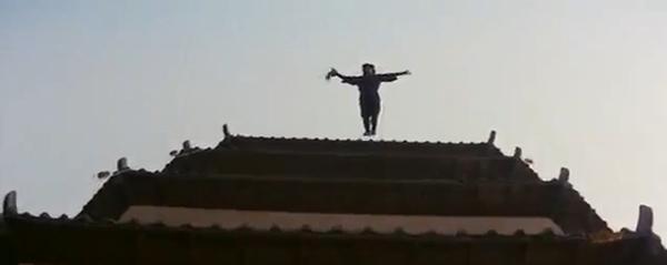ninja commando balkonsprung
