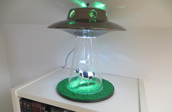 witzige lampe