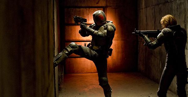 Filmkritik: Dredd 3D<br> + Vergleich: Judge Dredd (1995) vs. Dredd 3D (2012)