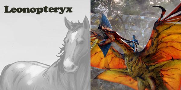 Leonopteryx