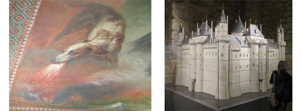 nerdiges im Louvre