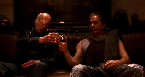 battlestar galactica Alkohol
