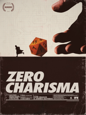 zerocharisma poster