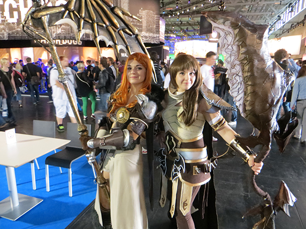 gamescom 2013 cosplay