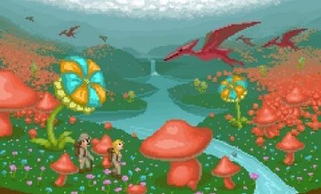Schichten der Erde Fantasy