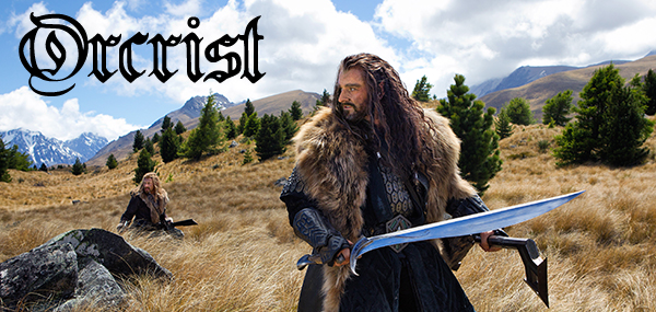 The hobbit orcrist