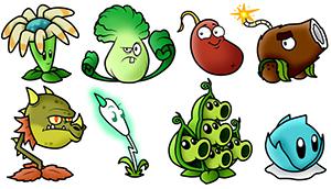 plants vs zombies 2 neue Planzen