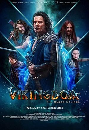 Vikingdom-Filmposter
