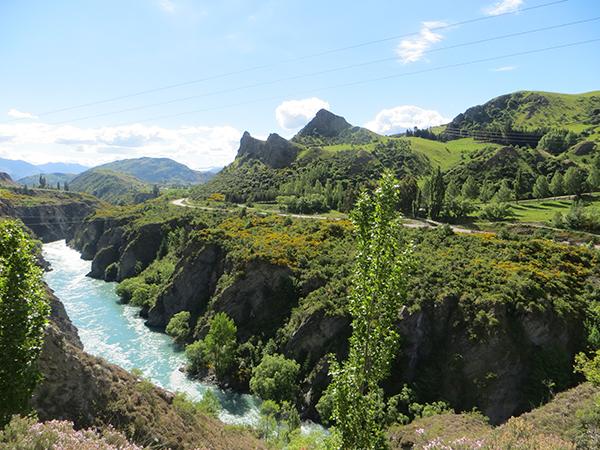 """Einer der Rehorte des """"River Anduin"""" in Herr der Ringe"""