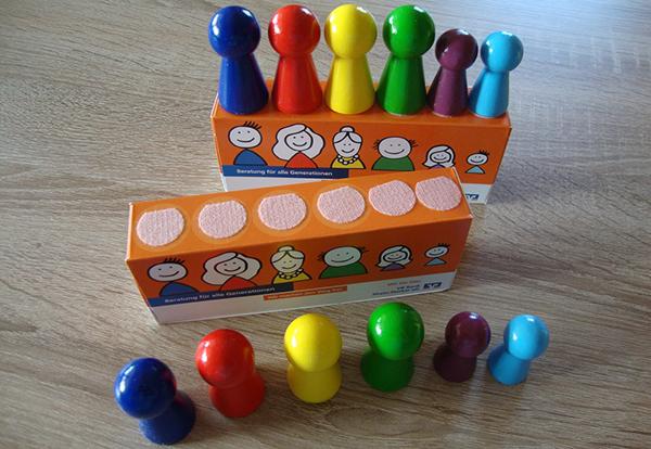 individuelle spielfiguren