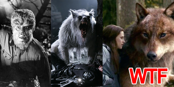 Werwolf Evolution