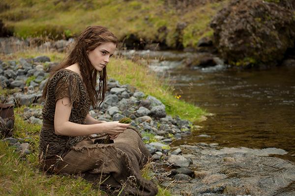 """Ich wußte es vorher nicht: Die hübsche Zauberschülerin kann auch """"ernstere"""" Rollen ausdrucksstark rüberbringen."""
