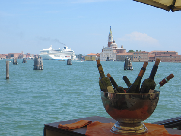 Essen in Venedig 1