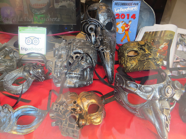 Masken in Venedig 2