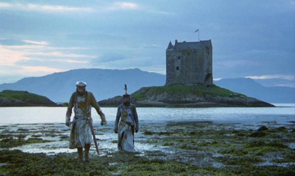 castle stalker knights of the holy grail