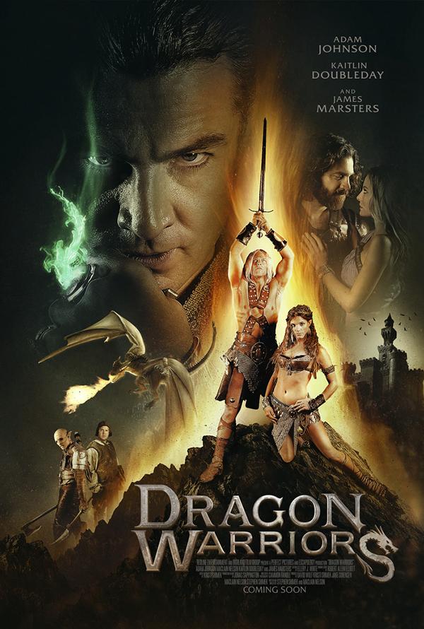 Dragon Warriors filmposter