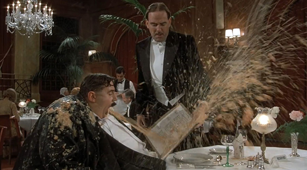 mr creosote meaning of life