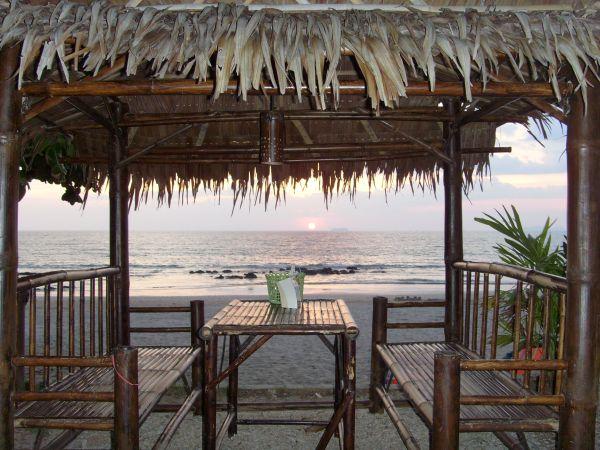 strand pavillon