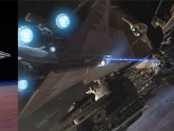 opening scenes Star Wars