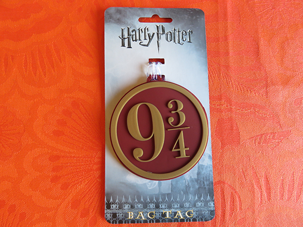 Harry Potter Bag Tag