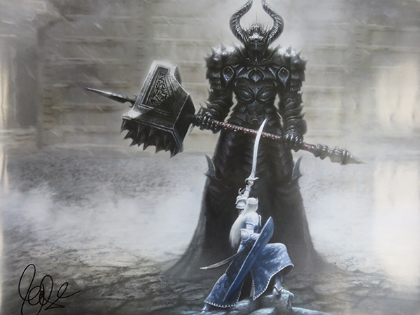 Silmarillion Morgoth and Fingolfin