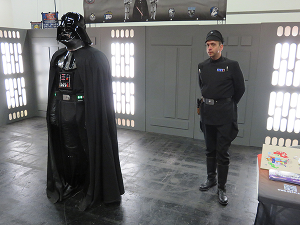 Vader Cosplay
