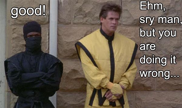 alberne ninjas