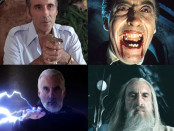 filmrollen von christopher lee