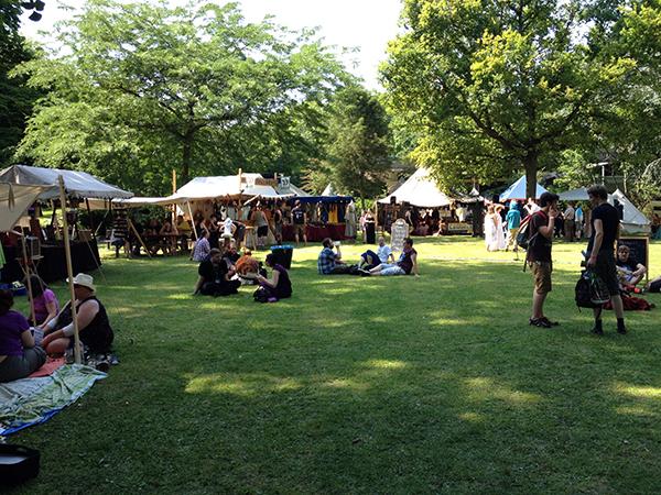 Feencon Mittelaltermarkt
