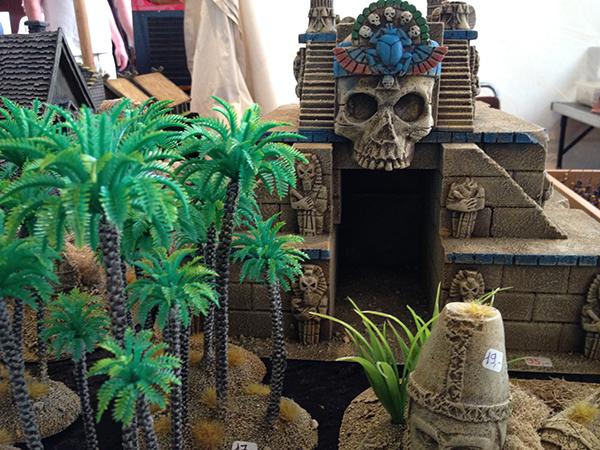 miniaturen wüste