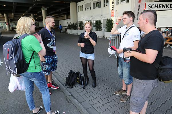 blogger und youtuber