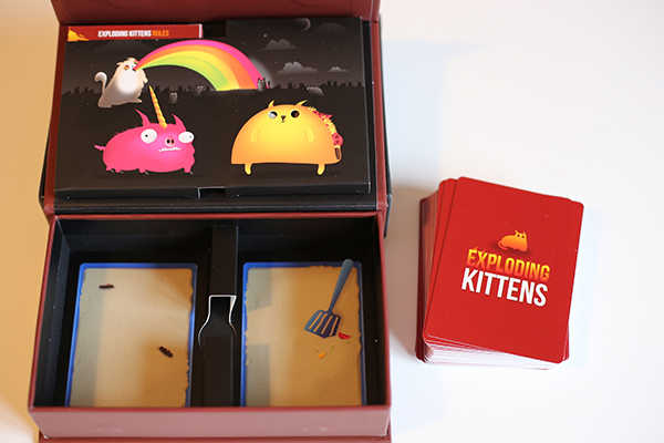 exploding kittens packung