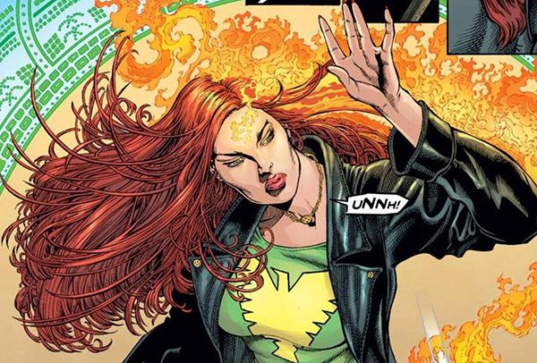Jean Grey alias Phoenix