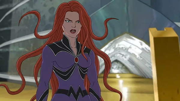 Marvel Medusa