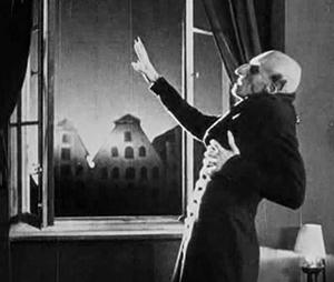 Nosferatu-im Licht