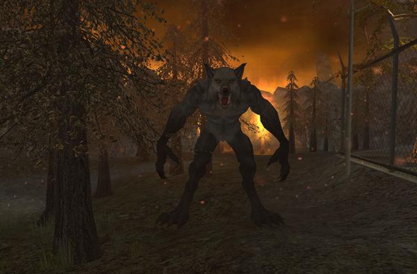 bloodlines werewolf