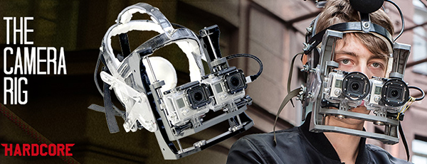 camera rig of hardcore