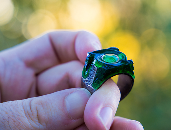 der beste green lantern ring