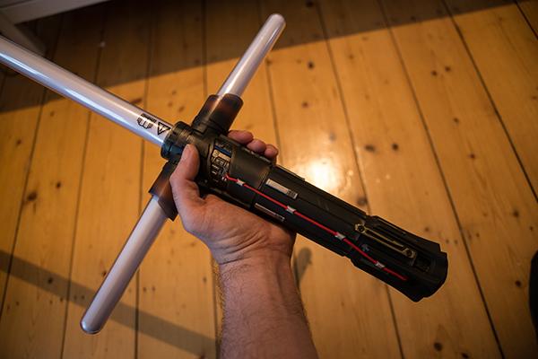 Kylo Ren Lichtschwert Griff