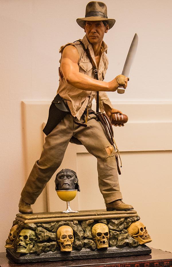 Sideshow Indiana Jones und der Tempel des Todes