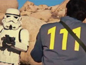 vault guy vs storm trooper