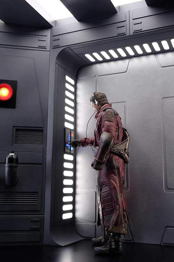 Star lord auf Todesstern
