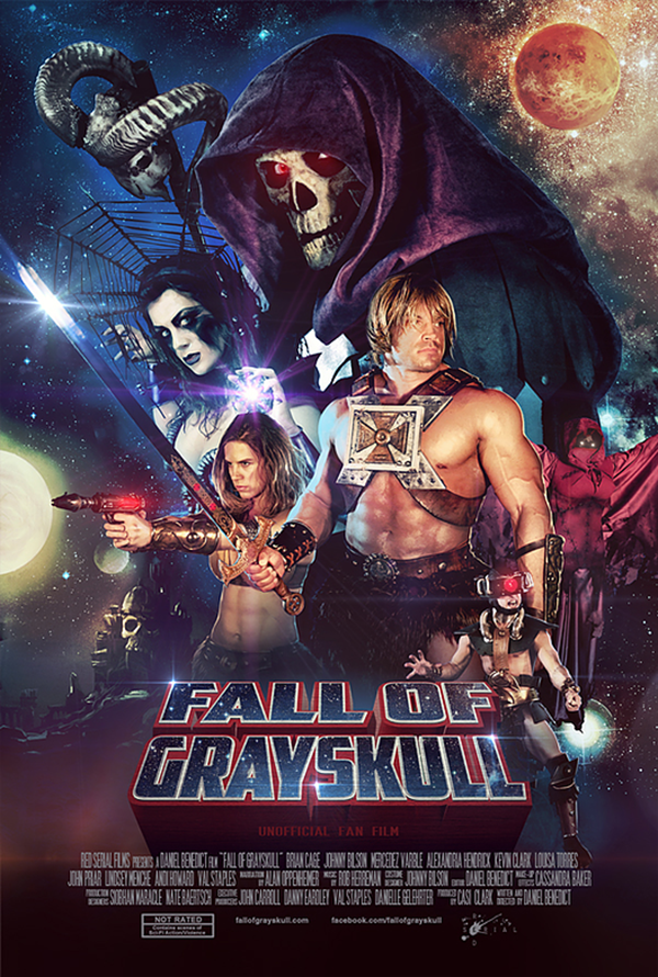 fall of grayskull poster
