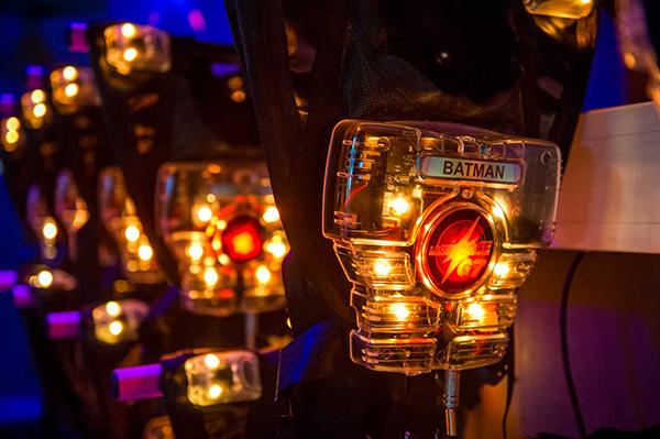 Lasertag-eqipment