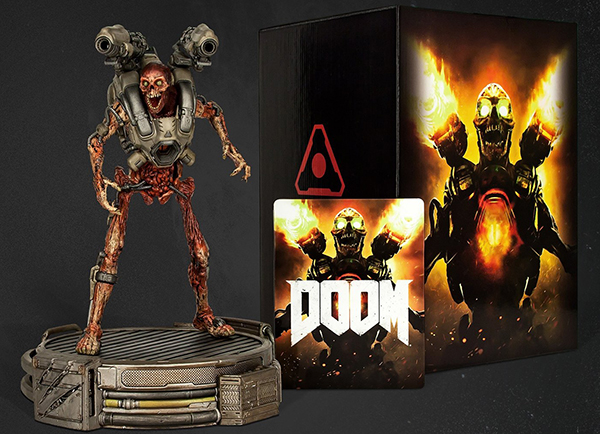 doom 4 collectors edition revenant