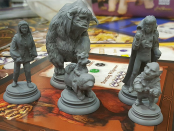 Labyrinth Miniaturen