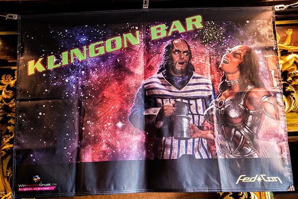 Klingon bar